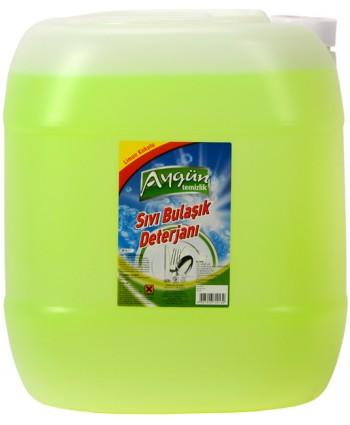 Sıvı Bulaşik Deterjanı Fosforlu Yeşil 30kg