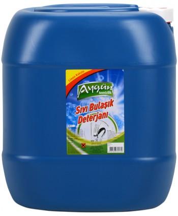 Sıvı Bulaşık Deterjanı Yeşil 30kg