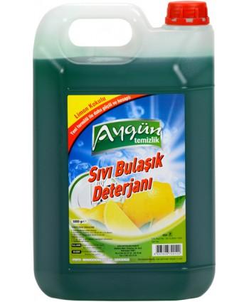 Sıvı Bulaşık Deterjanı Yeşil 5kg
