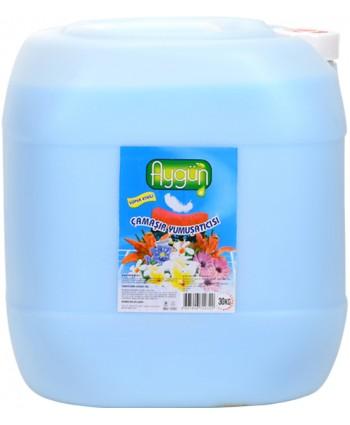 Çamaşır Yumuşatıcısı Mavi 30kg