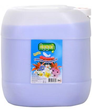 Çamaşır Yumuşatıcısı Mor 30kg