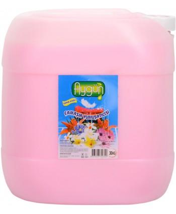 Çamaşır Yumuşatıcısı Pembe 30kg