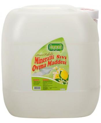 Mineralli Sıvı Ovma Maddesi 30kg