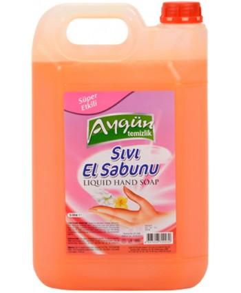 Sıvı El Sabunu Turuncu 5kg