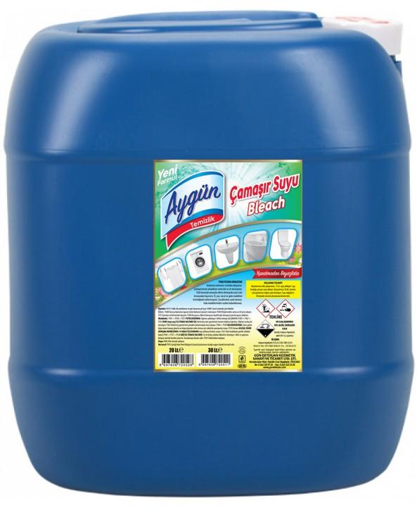 Çamaşır Suyu 30kg